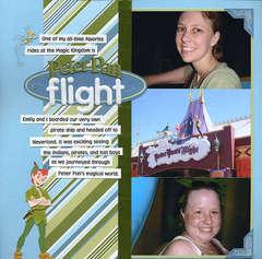 Peter Pan Flight