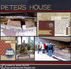 Peter's House