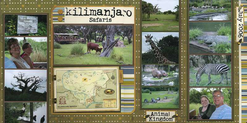 Kilimanjaro Safaris-Animal Kingdom