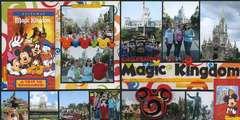 Snapshots of the Magic Kingdom
