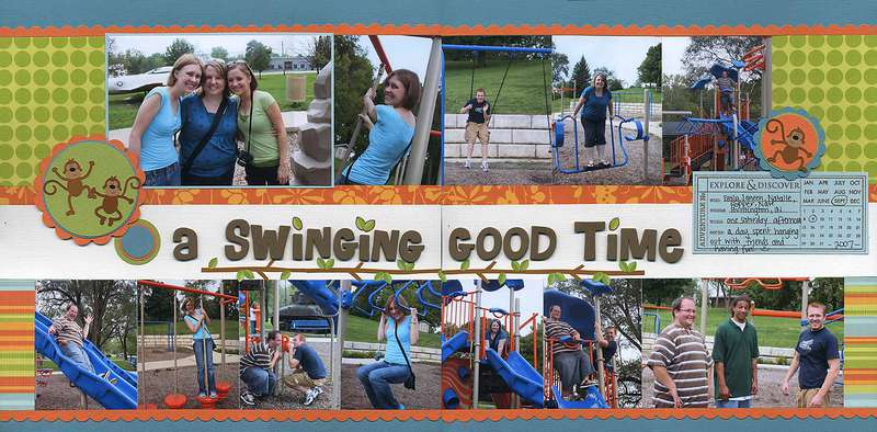 A Swinging Good Time