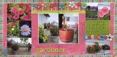 A Gardener Lives Here