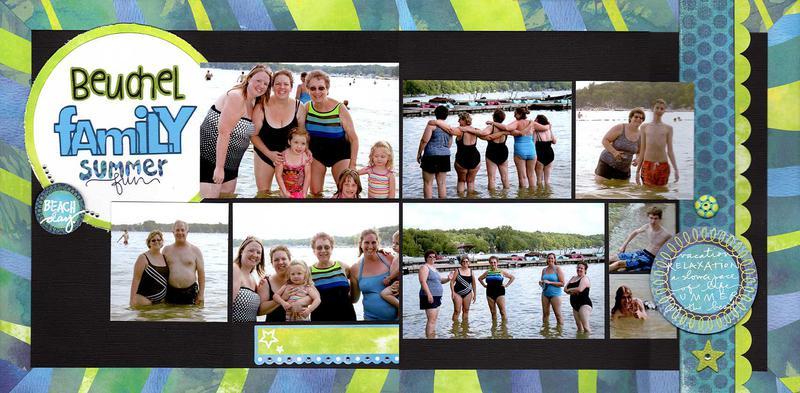 Beuchel Family Summer Fun