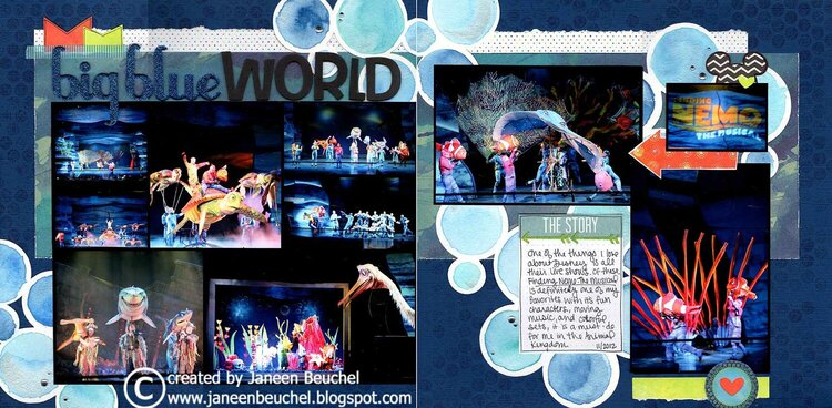 Big Blue World