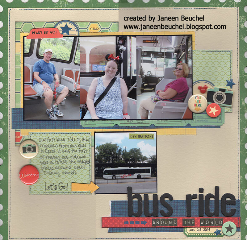 Bus Ride Around the World