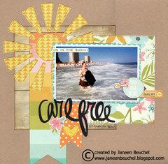 Carefree @ Pensacola Beach