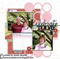 Celebrate Today - Mom