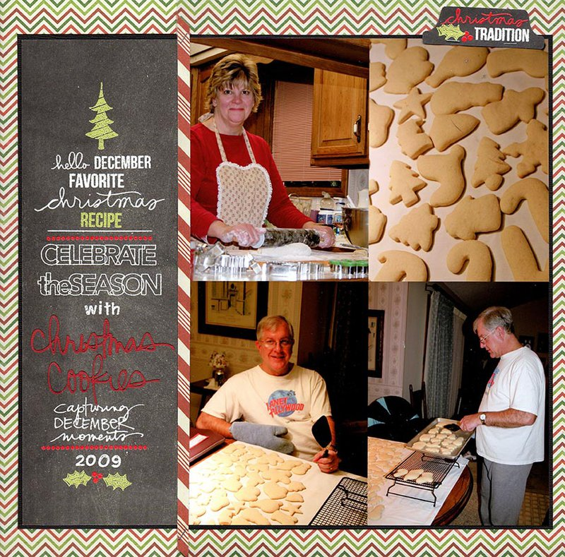 Celebrate the Season with Christmas Cookies