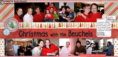 Christmas with the Beuchels