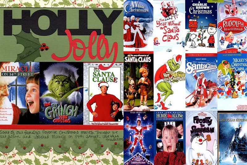 *December Daily* Holly Jolly (December 15)