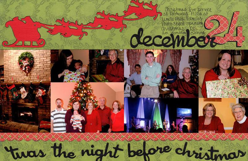 *December Daily* December 24