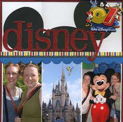 Disney '07