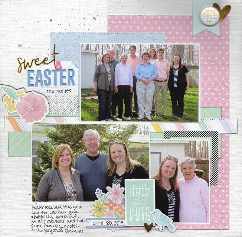 Sweet Easter Memories
