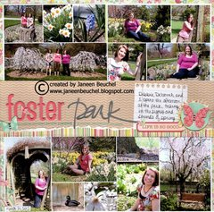 Foster Park 2012
