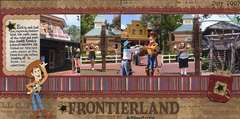 Frontierland Adventure