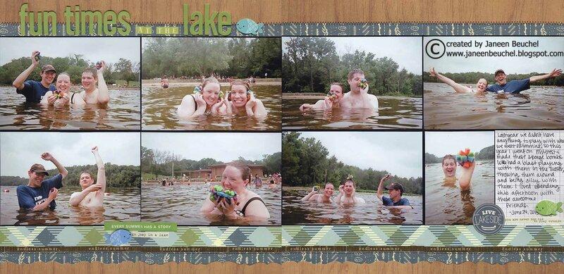 Fun Times at the Lake