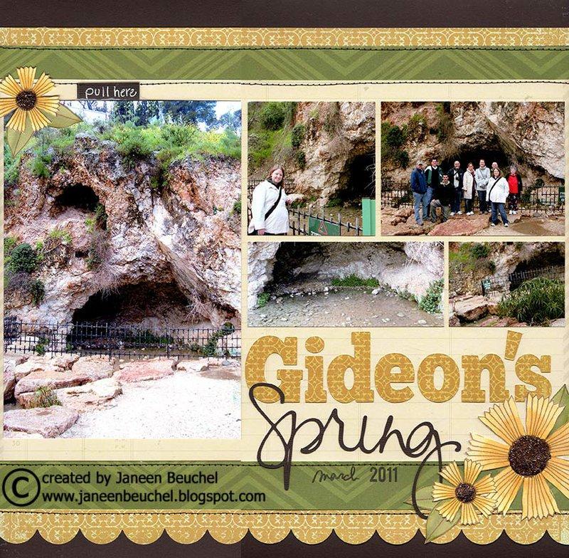 Gideon's Spring