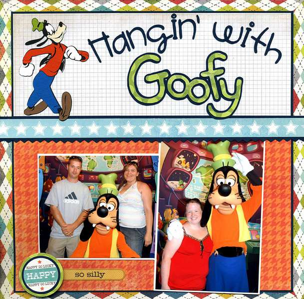 Hangin' With Goofy