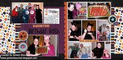 Haunted Birthday Bash