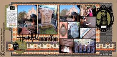 Haunted Mansion 2012