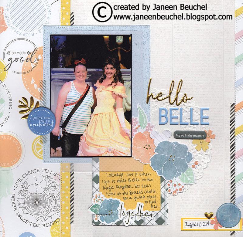 Hello Belle