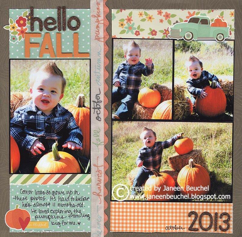 Hello Fall - Conor
