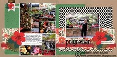 Celebrate the Season at the Polynesian