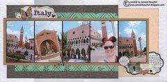 Italy Adventure - Epcot