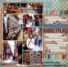 Jerusalem Marketplace