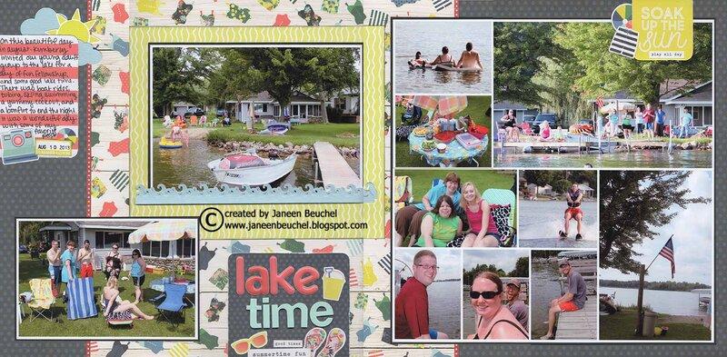 Lake Time 2013