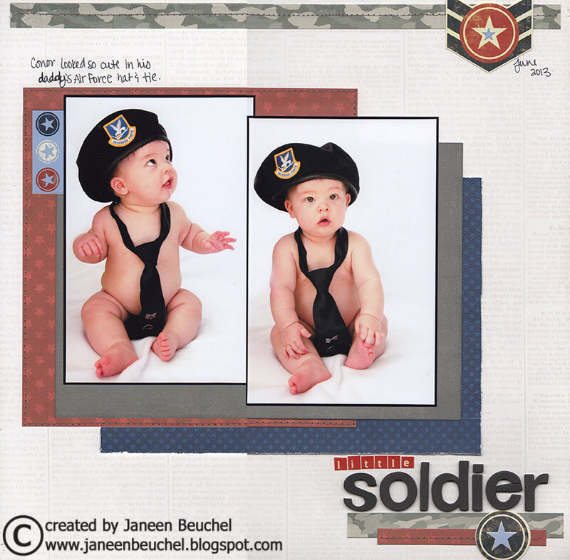 Little Soldier