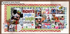 Mickey's Jingle Jungle Expedition