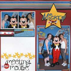 Mickey: Meeting the Mouse