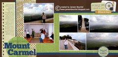 Destination: Mount Carmel