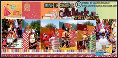 Move It, Shake It, Celebrate It! Street Parade