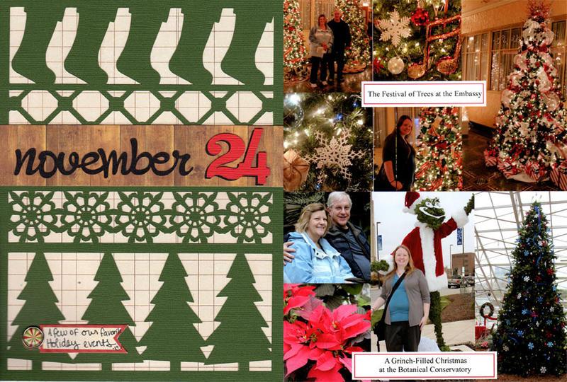 *December Daily* November 24