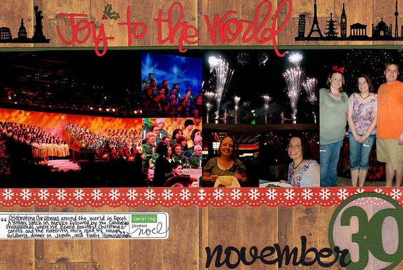 *December Daily* November 30