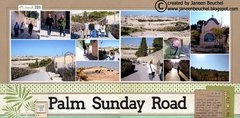 Palm Sunday Road