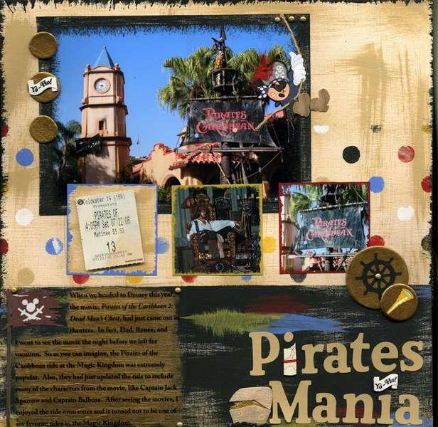 Pirates Mania