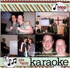 Praise and Worship Karaoke