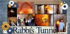 Rabbi's Tunnel