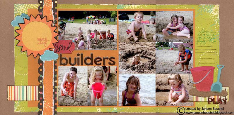 Sand Builders