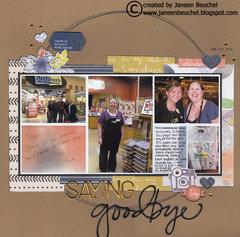Saying Goodbye - Archivers
