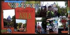 Snapshots of Asia