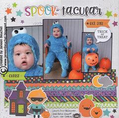 Spook-tacular 2013