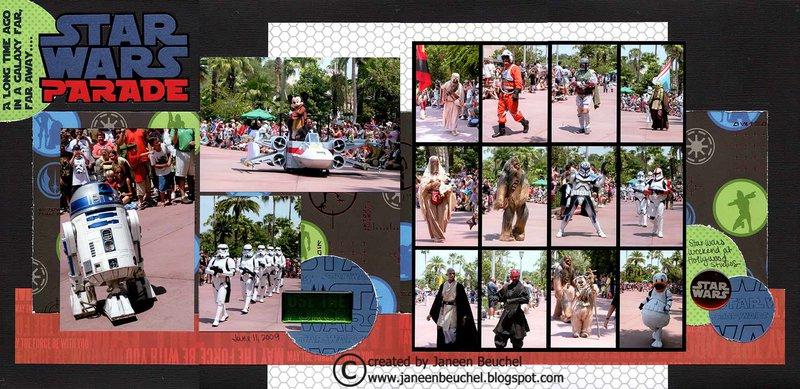 Star Wars Parade