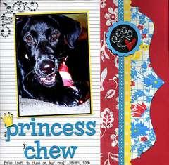 The Princess of Chew