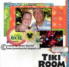 Tiki Room - Under New Management