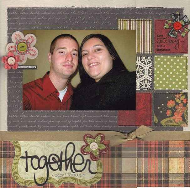 Together: Zach & Renee