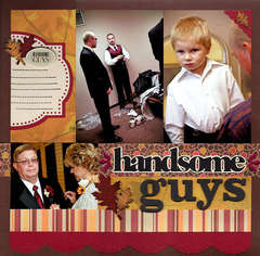 Handsome Guys